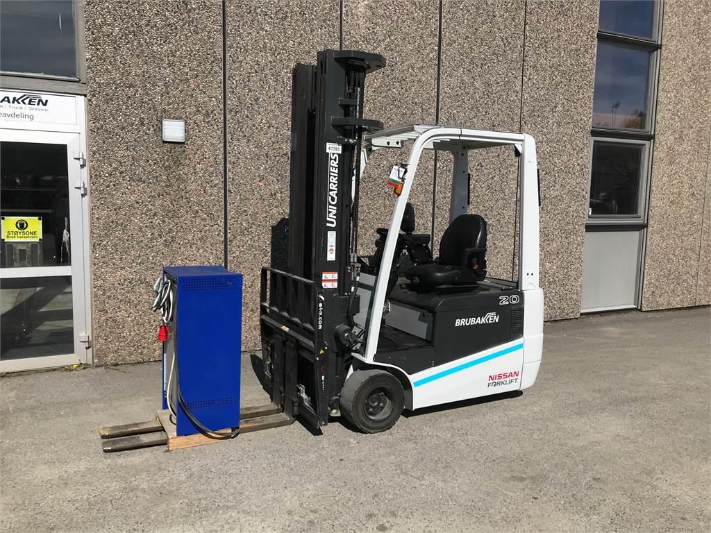 Nissan AG1N1L20Q, Elektriske trucker, Truck