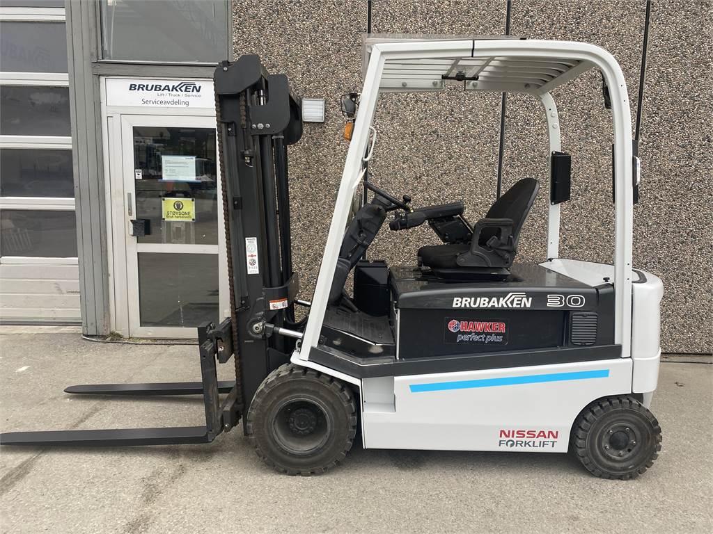 Nissan G1Q2L30Q, Elektriske trucker, Truck