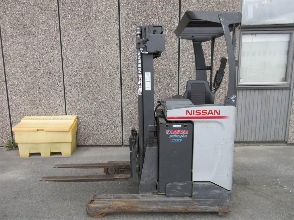 Nissan ULS120, Ledestablere, Truck