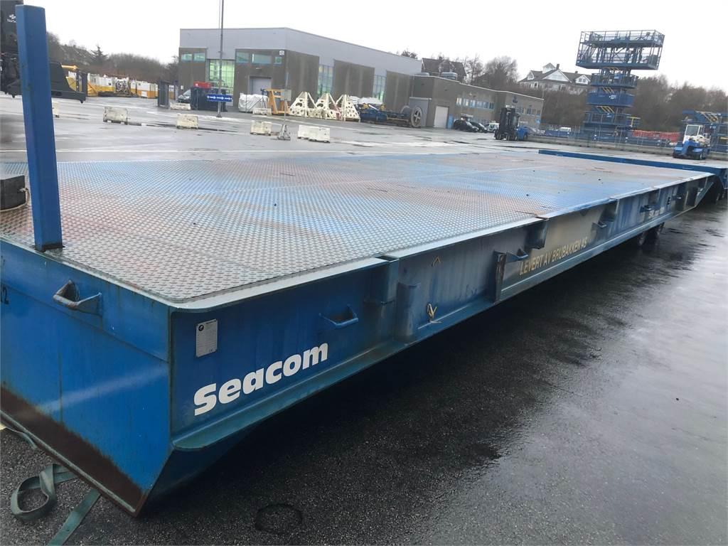 Seacom ROLLTRAIL, Terminaltraktor, Truck