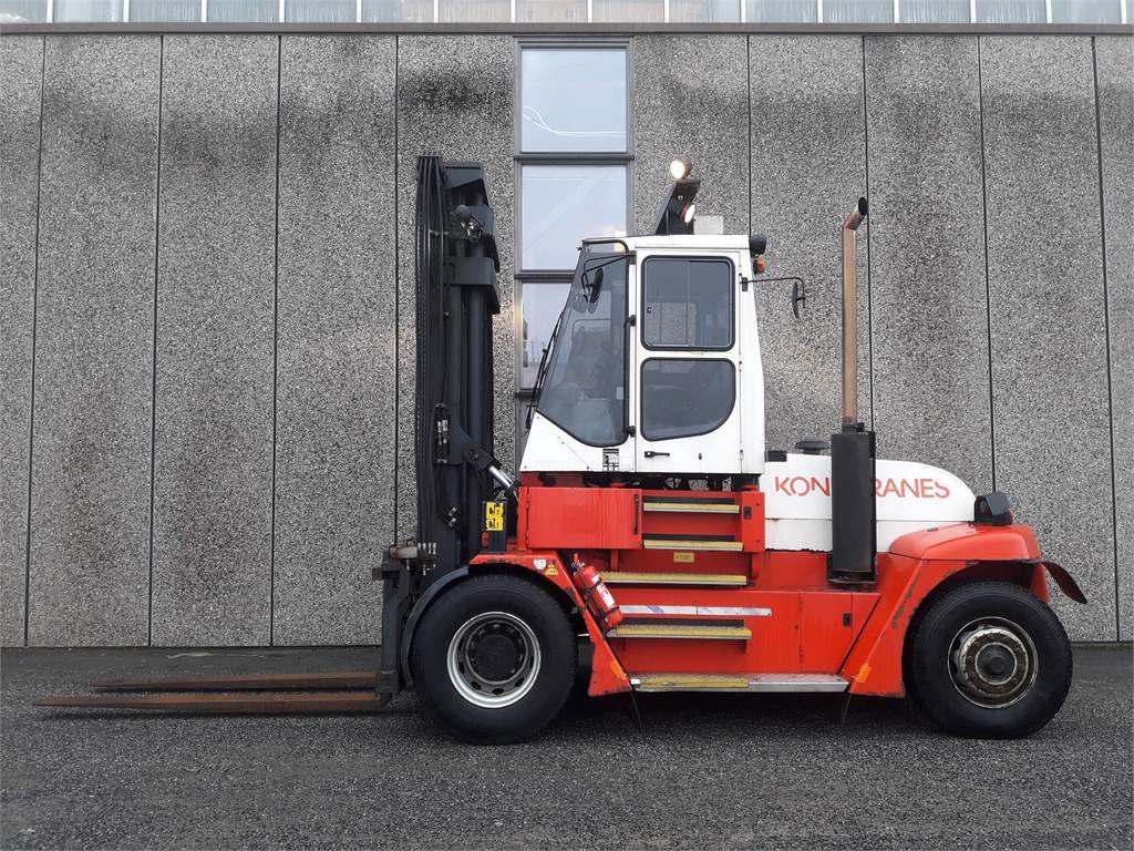 SMV 13,6-600B, Diesel Trucker, Truck