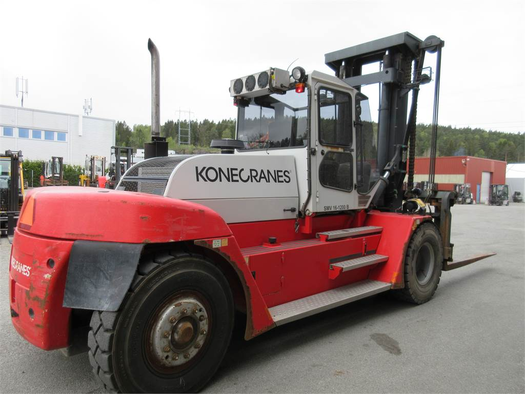 SMV 16/1200B, Diesel Trucker, Truck