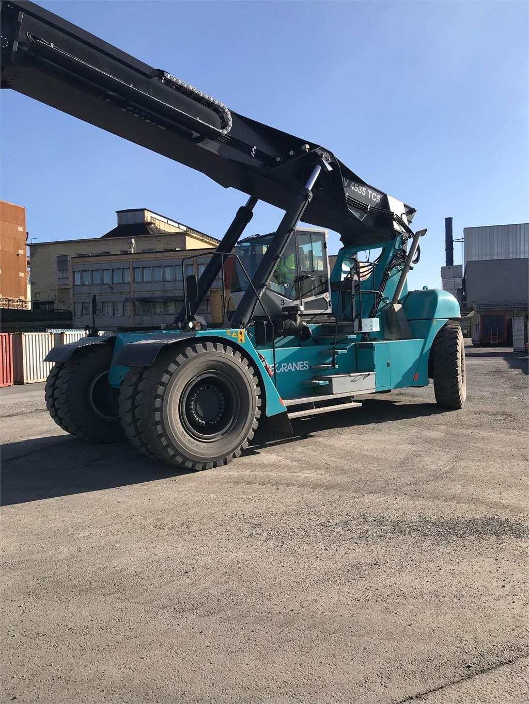 SMV 4535 TC5, Diesel Trucker, Truck