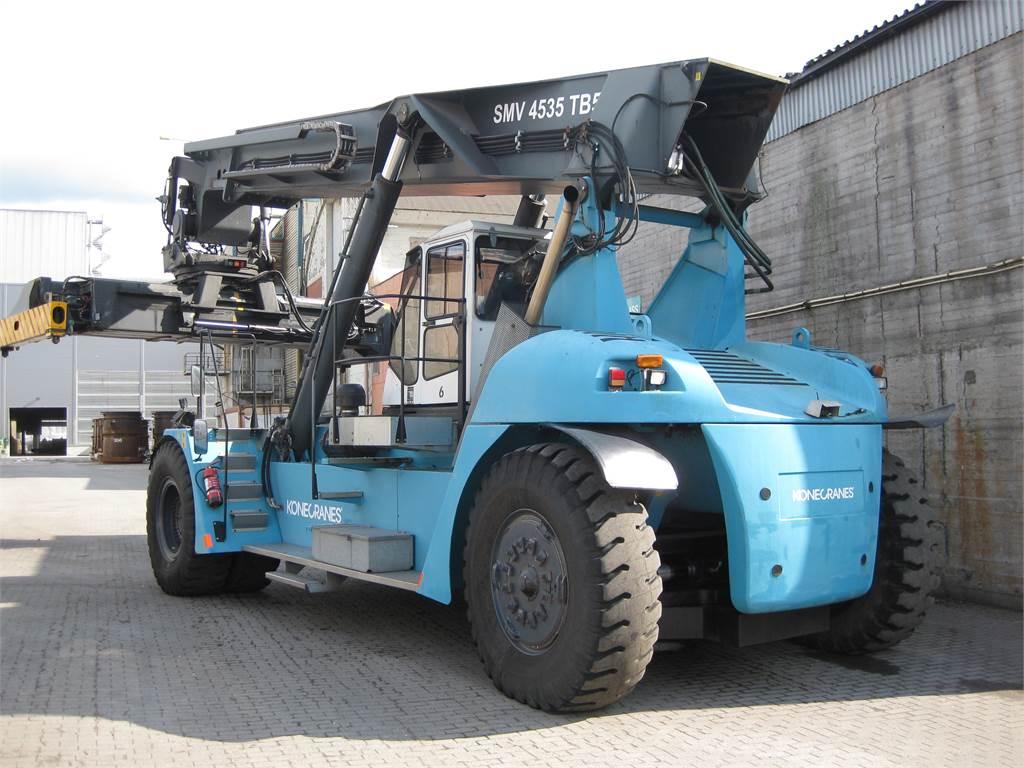 SMV 4535TB5, Diesel Trucker, Truck