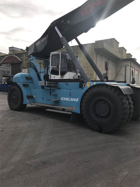 SMV SC4535TB5, Diesel Trucker, Truck