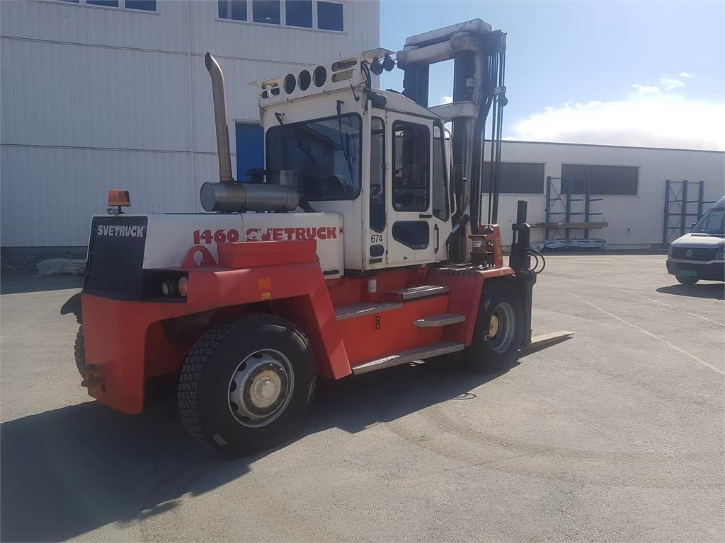 Svetruck 1460, Diesel Trucker, Truck