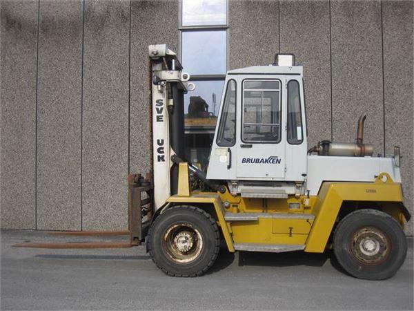Svetruck 860-28, Diesel Trucker, Truck