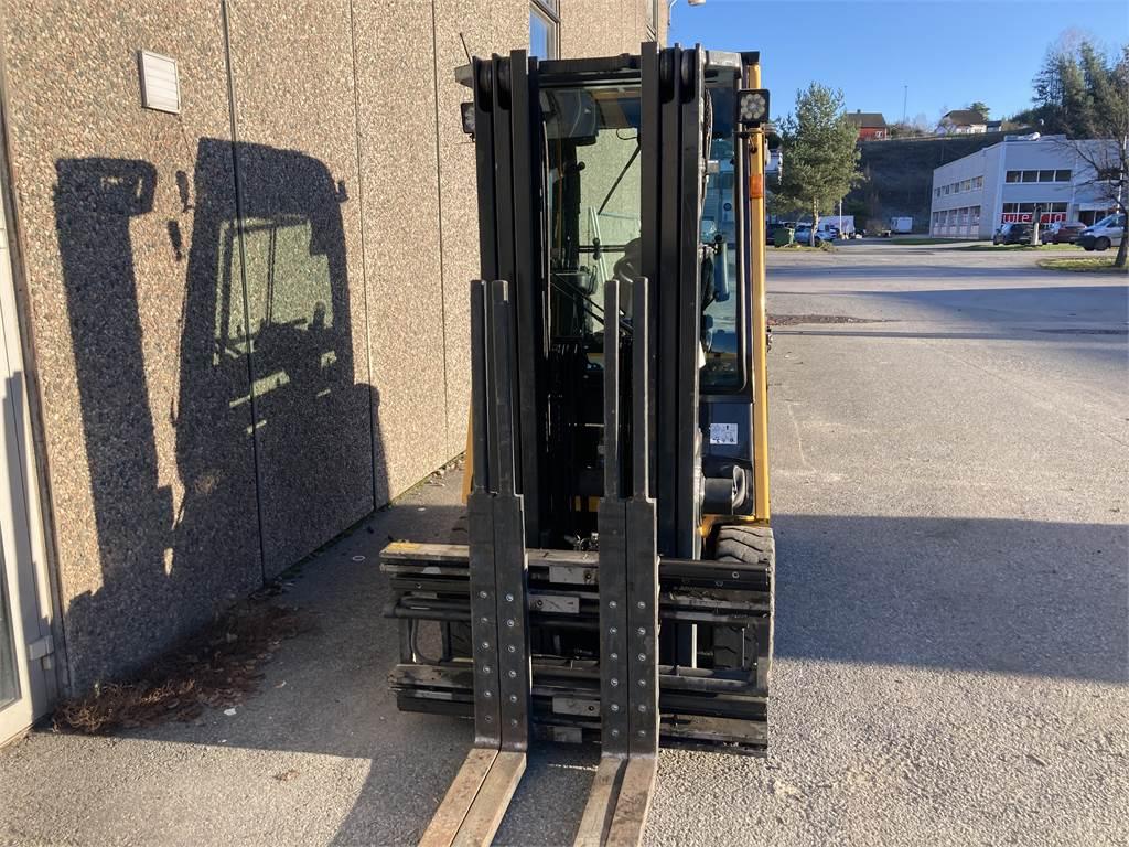 TCM 1Q2L25H, Elektriske trucker, Truck