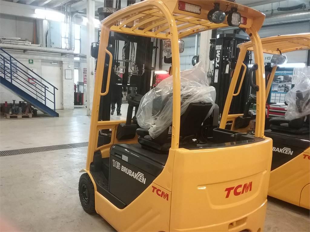 TCM AG2N1L16Q, Elektriske trucker, Truck