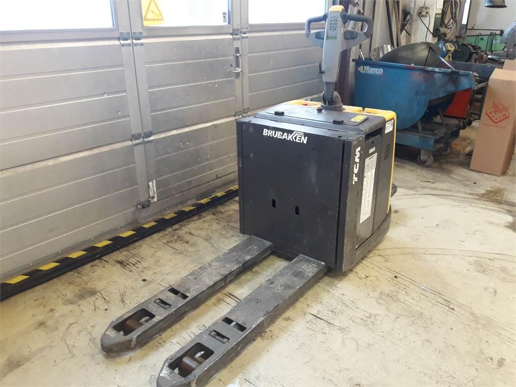 TCM PMR200, Ledestablere, Truck