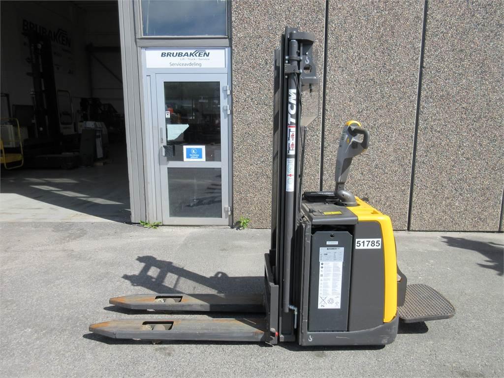 TCM PSP125, Ledestablere, Truck