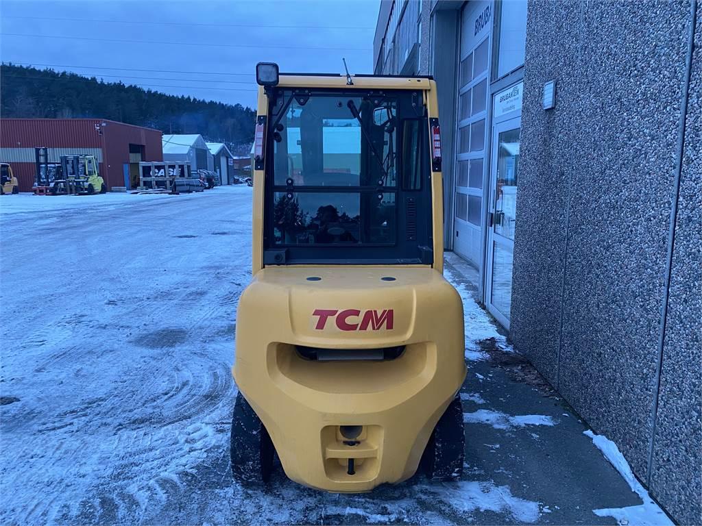 TCM YG1D2A30H, Diesel Trucker, Truck