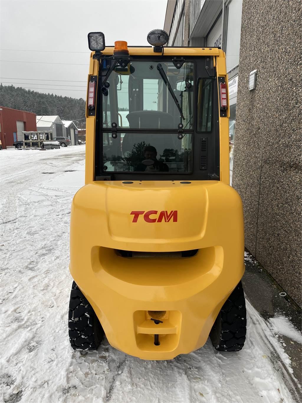 TCM YG1D2A32H, Diesel Trucker, Truck