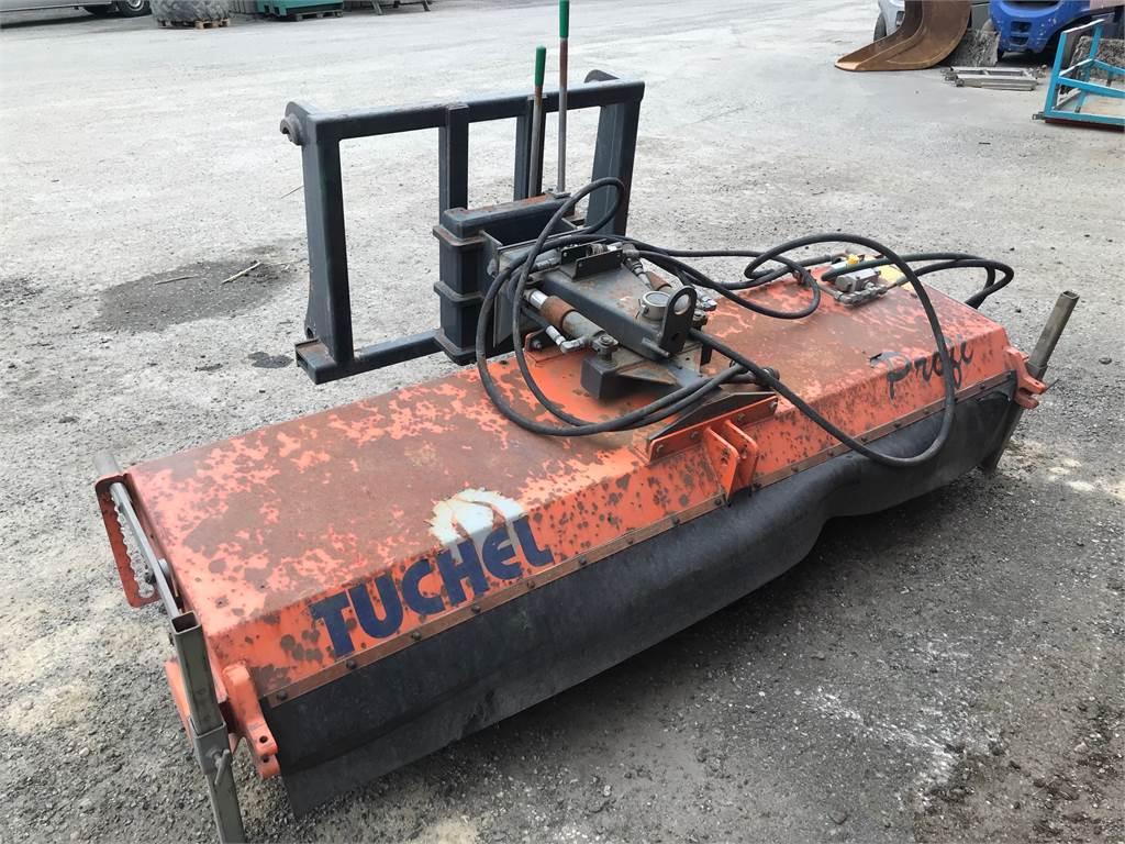 Tuchel PRIFI HS600, Hjullastere, Anleggsmaskiner