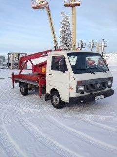 Denka-Lift JB 105 - VW LT31, Skylift, Entreprenad