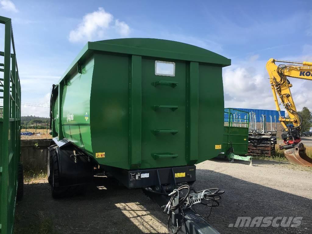 Dinapolis DP18 Med gräslämmar, Spannmålsvagnar, Lantbruk