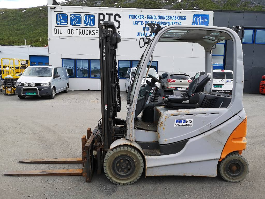 Still RX60-25 - 2,5 tonns el. truck, Elektriske trucker, Truck