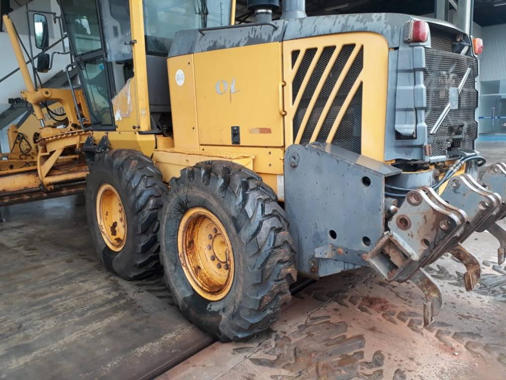 Volvo G930, Dozers, Construction Equipment