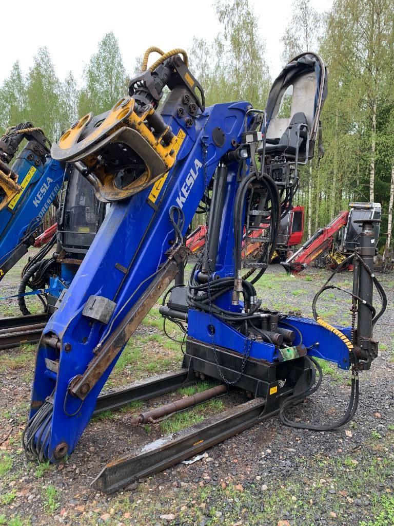 Kesla 2110Z T, Timber cranes, Transportation