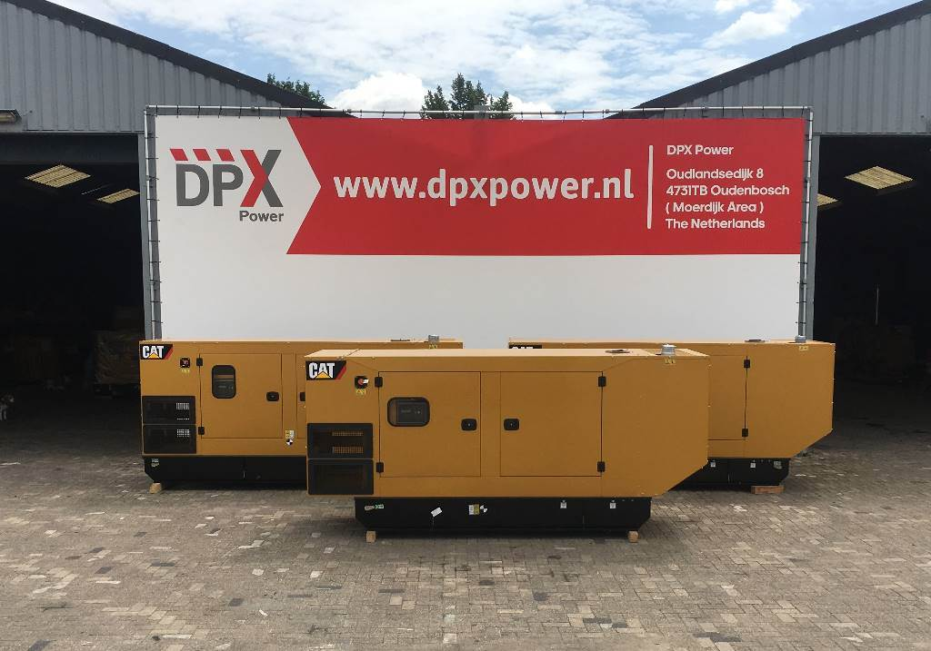 Caterpillar C9 DE250E0 - 250 kVA Generator - DPX-18019, Diesel generatoren, Bouw