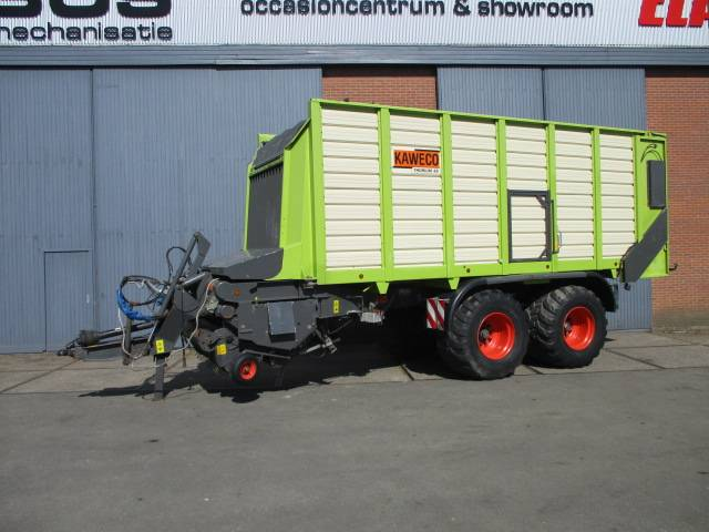 Kaweco Thorium 45, Speciality Trailers, Agriculture