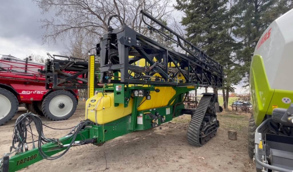 Top Air ta2400, Trailed sprayers, Agriculture