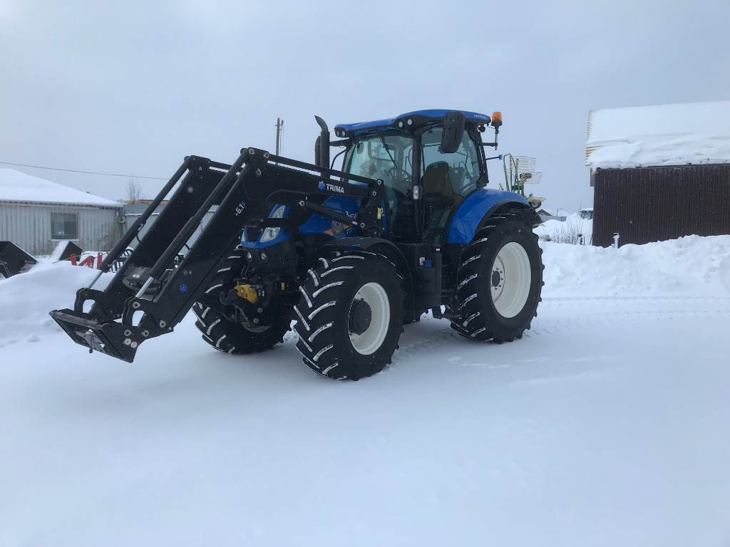 New Holland T 7.175, Traktorer, Lantbruk