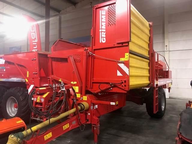 Grimme SE 85-55 NB, Aardappelrooiers, Landbouw