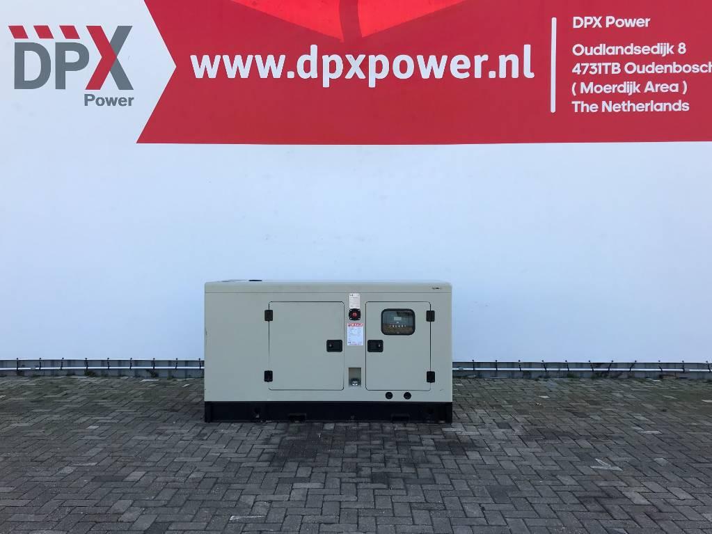 Ricardo R4105ZD - 62 kVA Generator - DPX-19706, Diesel generatoren, Bouw