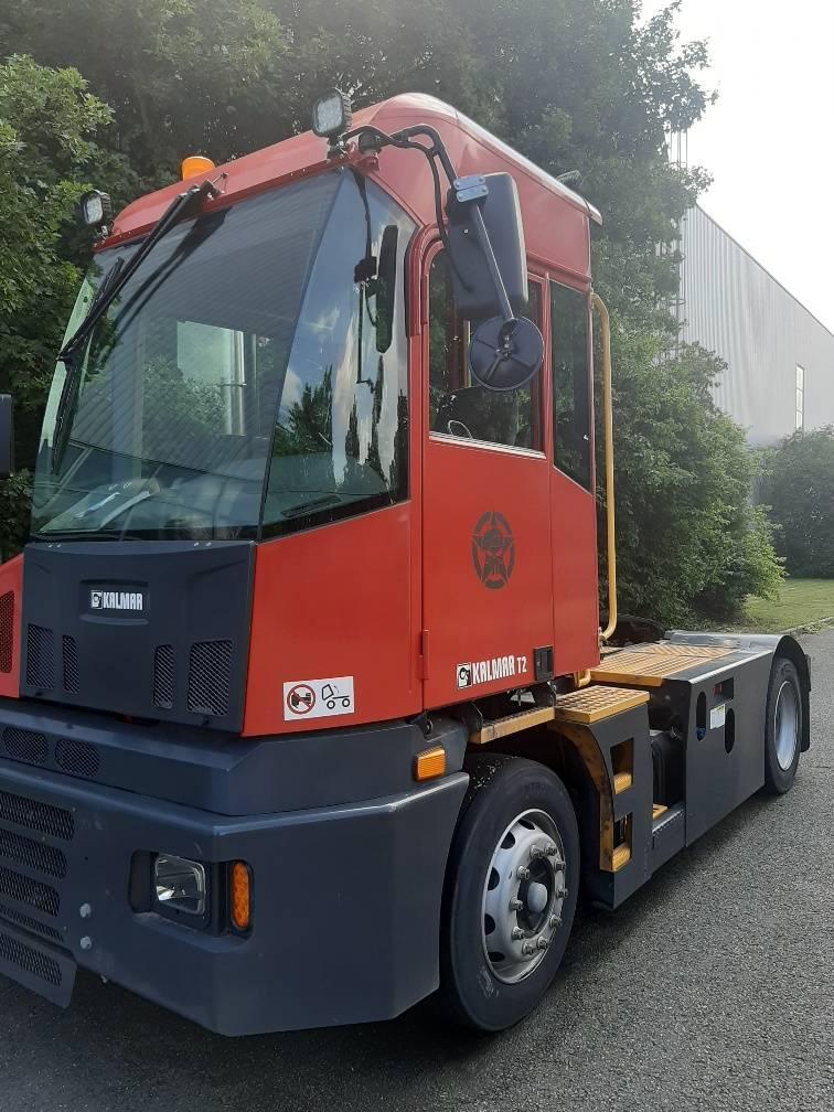 Kalmar T2 Terminal Tractor, Terminalzugmaschinen, Flurförderzeuge