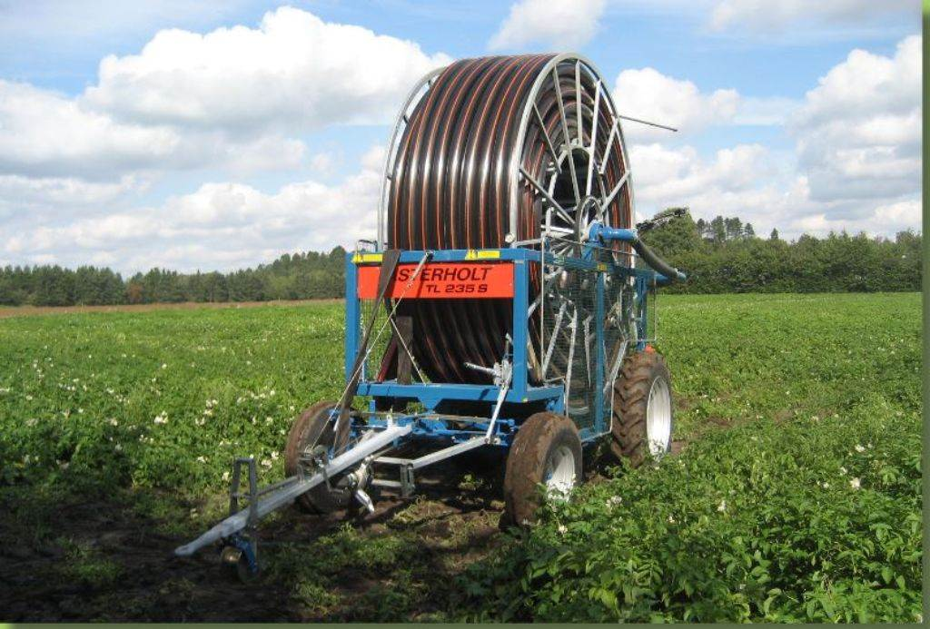 Fasterholt TL 235 S, Irrigation systems, Agriculture