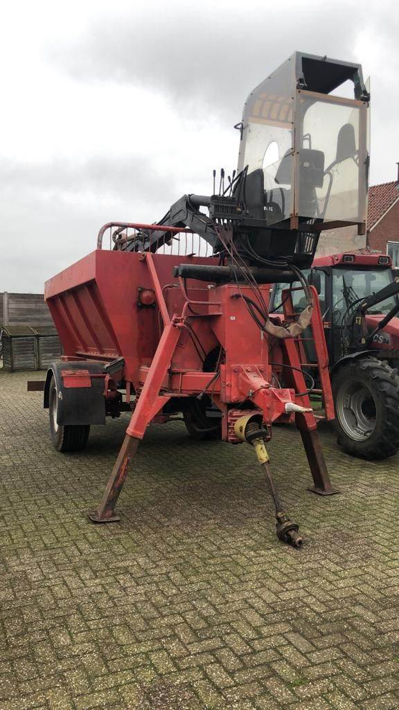 [Other] Niet van toepassing mix shredder, Farm Equipment - Others, Agriculture