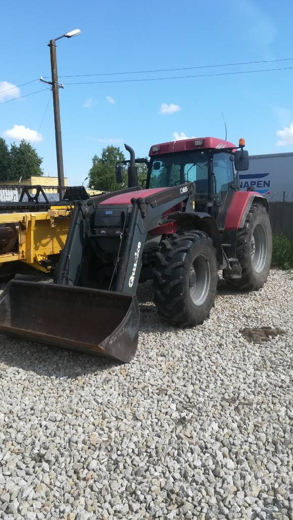 McCormick MTX 150, Traktorid, Põllumajandus