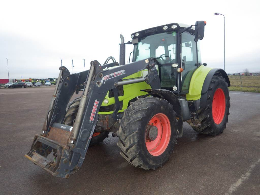 CLAAS Arion 630 CIS, Tractors, Agriculture