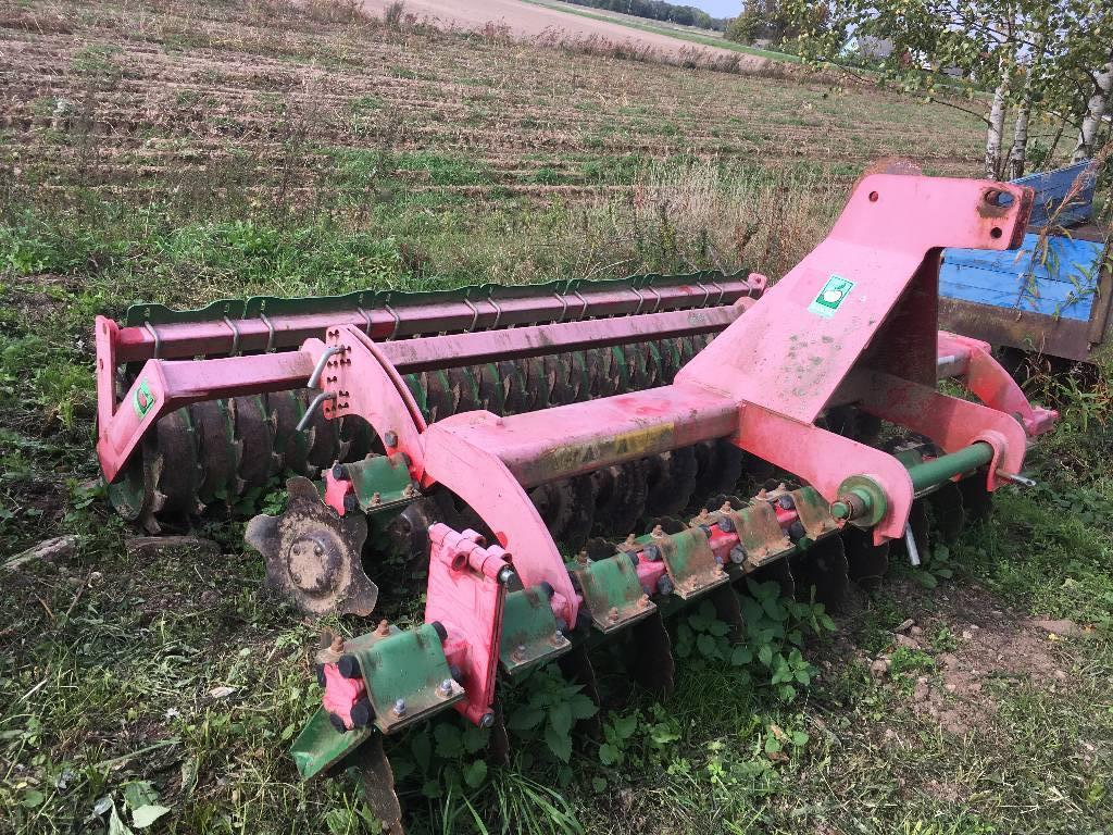 Unia Ares 3,0TL, Power harrows and rototillers, Agriculture