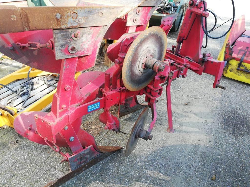 Goudland 2 schaar, Reversible ploughs, Agriculture