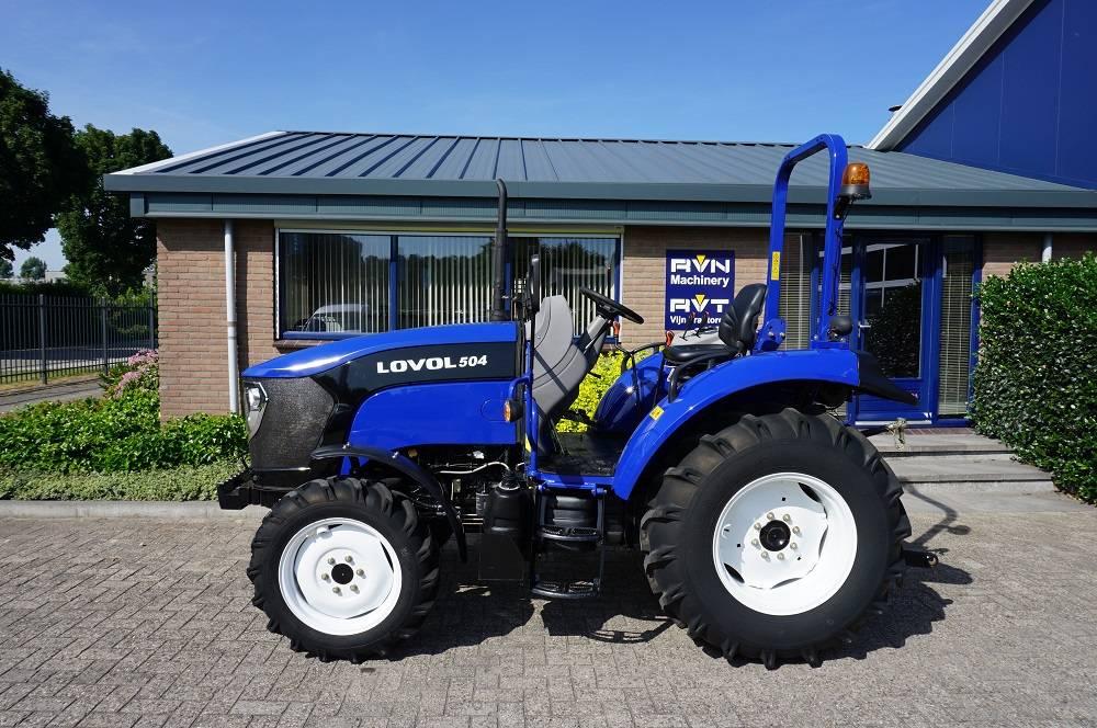 [Other] LOVOL 504-III, Tractoren, Landbouw