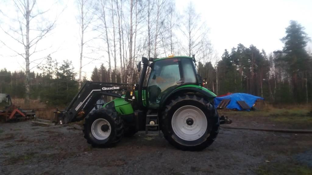 Deutz-Fahr AGROTRON 110, Traktorit, Maatalous
