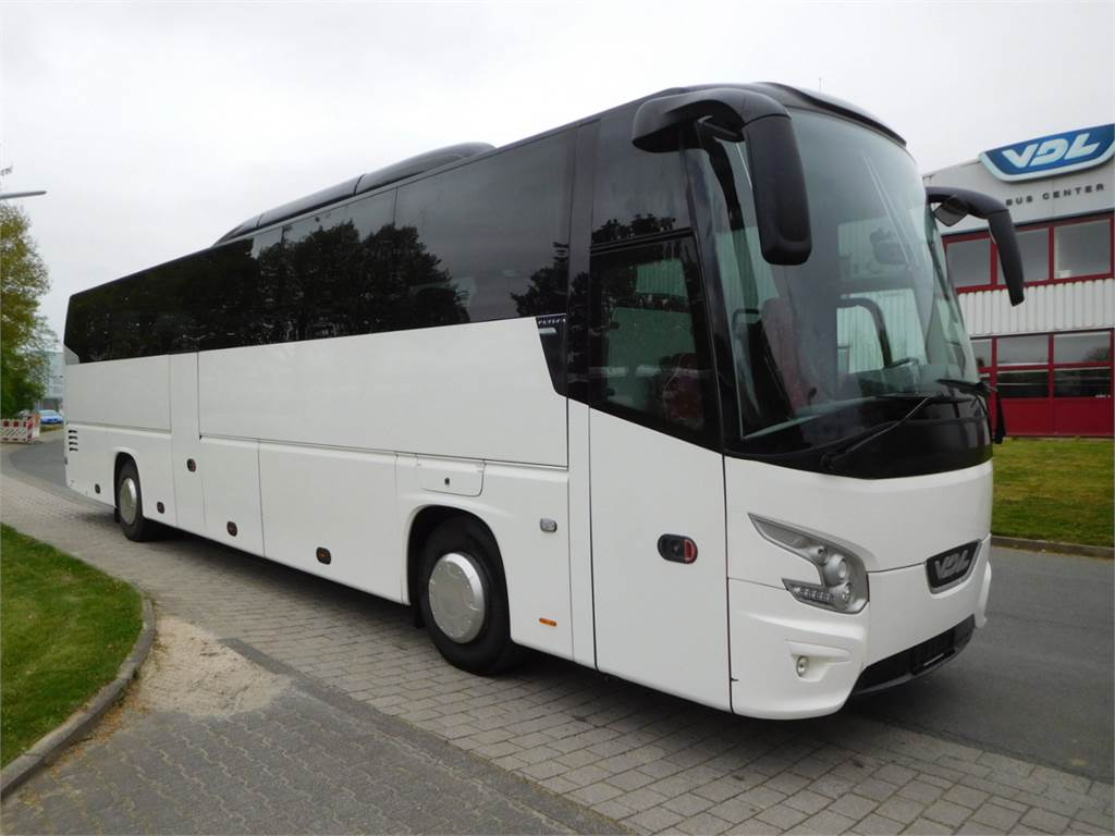 VDL Futura FHD2 - 129/365, Zájezdové autobusy, Přepravní technika
