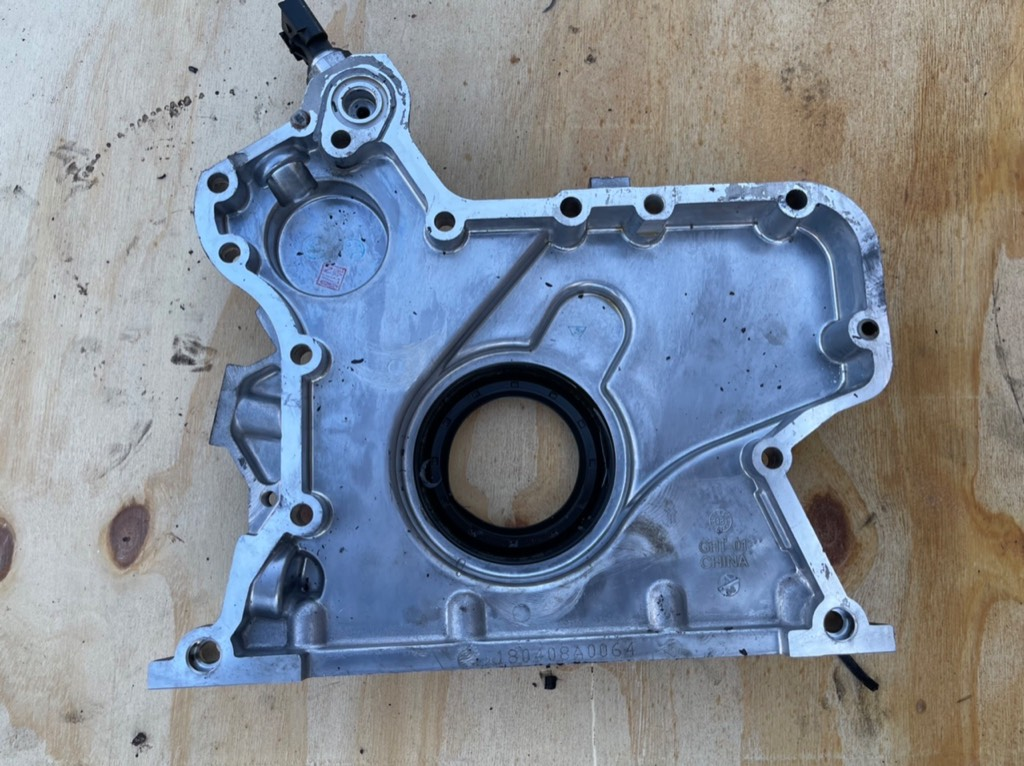 Scania DC07 FRONT COVER (P/N:  2468330), Motorer, Transport