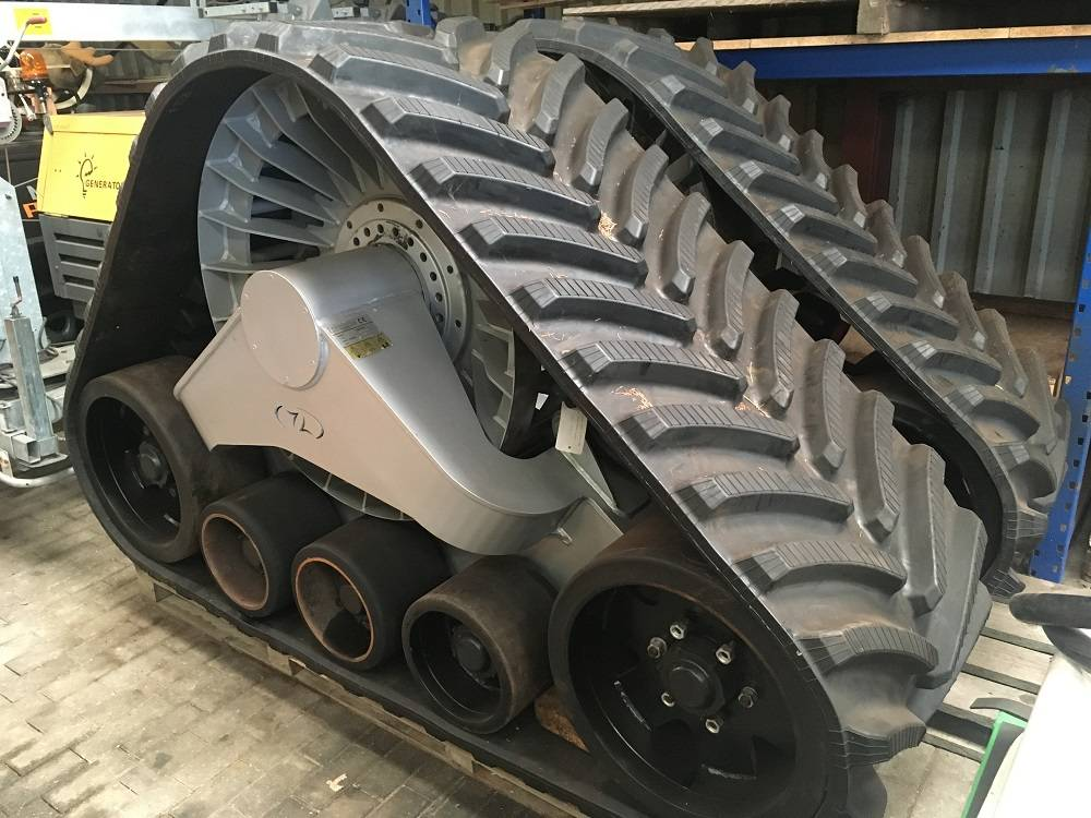 Tidue 30T 23A, Banden, wielen en velgen, Landbouw