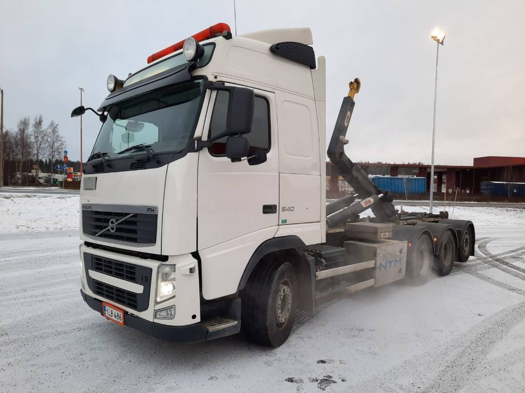 Volvo FH13 540 Hyvalift 26tn -19, Tow Trucks / Wreckers, Trucks and Trailers