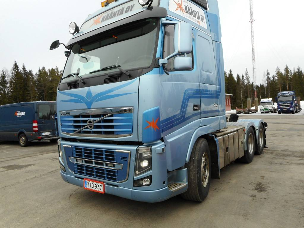 Volvo FH 16, Tractor Units, Transportation
