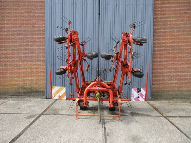 Kuhn GF 8501 MHO, Rakes and tedders, Agriculture