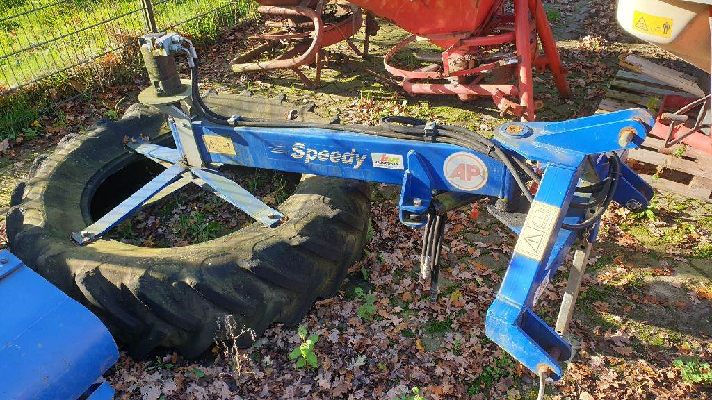 AP Machinebouw Speedy VB-38 Hydro voerband veger, Receiving hoppers, blowers and elevators, Agriculture