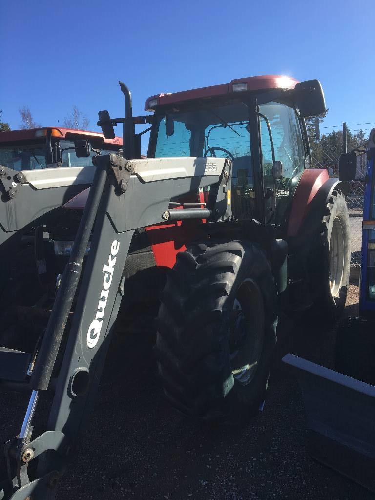 Case IH MXU 115, Traktorer, Lantbruk