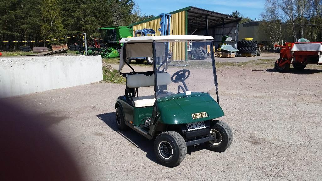 ezgo precisiondrive occasion prix 2 075 ann e d 39 immatriculation 2004 voiturette de golf. Black Bedroom Furniture Sets. Home Design Ideas