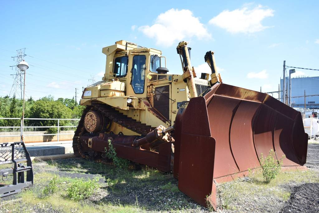 Caterpillar D 8 L, Dozers, Construction Equipment