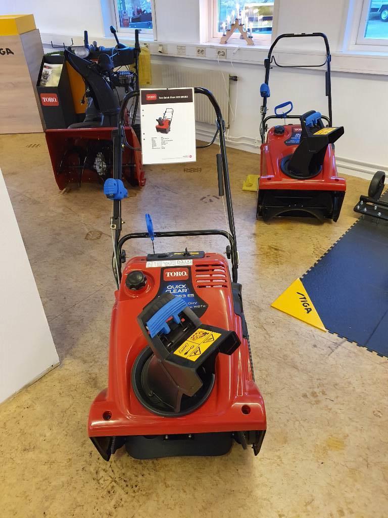 Toro SNÖSLUNGA 6053 CCR ELSTART, Övriga grönytemaskiner, Grönytemaskiner