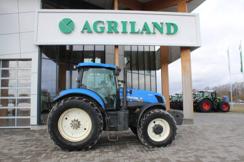 New Holland T 7.270, Traktorid, Põllumajandus
